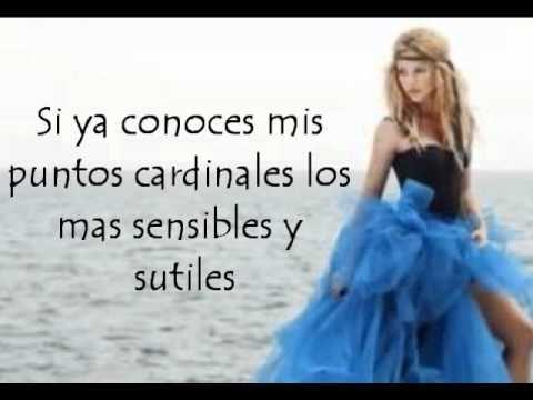 Shakira-Antes de las seis LETRA - YouTube