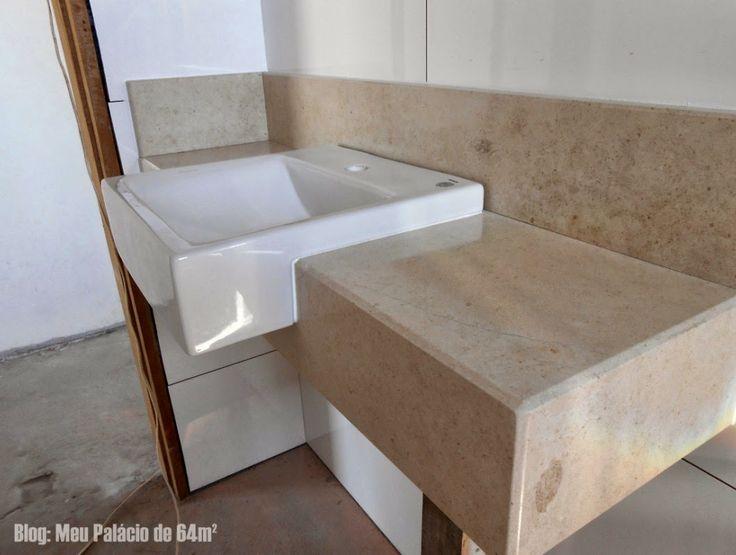 Πάνω από 25 κορυφαίες ιδέες για Cuba Semi Encaixe στο Pinterest  Cuba de sem -> Cuba Para Banheiro De Semi Encaixe Branca Icasa