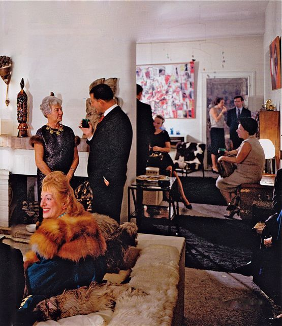 No party like a Venetian Peggy Guggenheim party. (Someday, @Stuart Folkes)