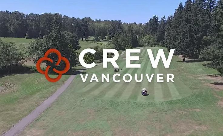 Excited for the @crewvancouver golf tournament this Thursday at @ubcgolf!  We'll be on hole #1!