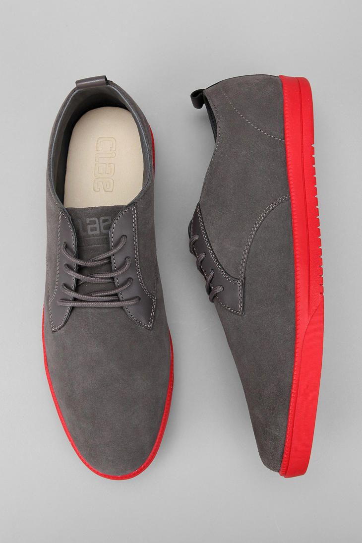 Clae Ellington Sneaker - Urban Outfitters Also good in Brown  Visit www.TheLAFashion.com for Fashion insights and tips.