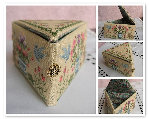 Bluebird коробку снова, via Flickr.