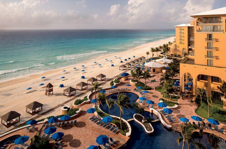 The Ritz-Carlton Cancún, El Mejor Hotel de México