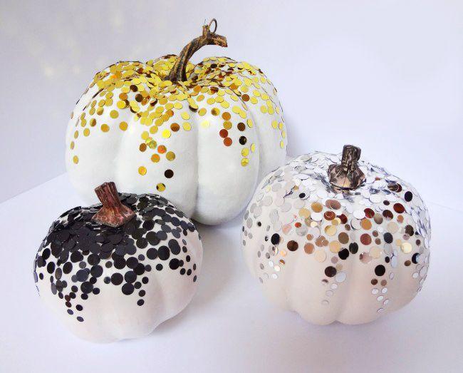 11 способов декорирования тыквы на Halloween