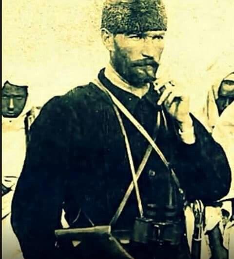 bu dünyada #Atatürk Asaleti diye bir şey var. sizlerin emanetine sahip çıkacağız.