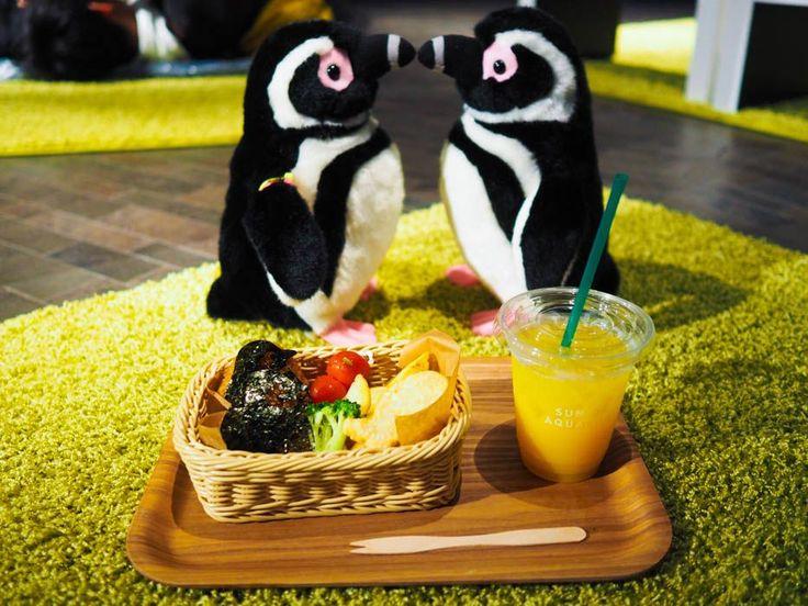 ピクニックは水族館で♪すみだ水族館の個性派ピクニックイベントが超楽しい!   東京都   トラベルjp<たびねす>