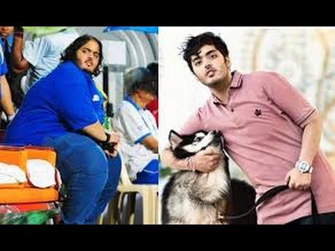 Anant Ambani shocks world with drastic 108kg weight loss
