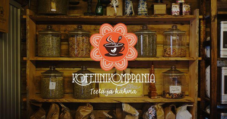 Oulu: Kofeiinikomppania on sympaattinen ja asialleen omistautunut tee- ja kahvikauppa. Löydät meiltä laajan valikoiman teetä, kahvia, yrttejä ja oheistuotteita.