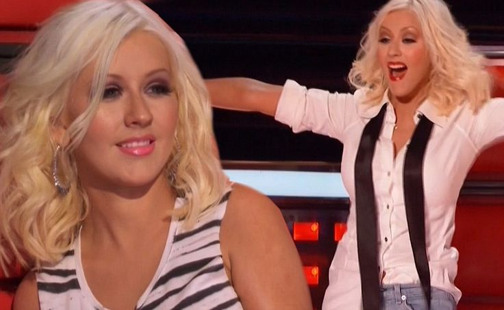 The Voice coaches whittled their teams Monday in the knockout round alongside Christiana Aguilera as one of the judges