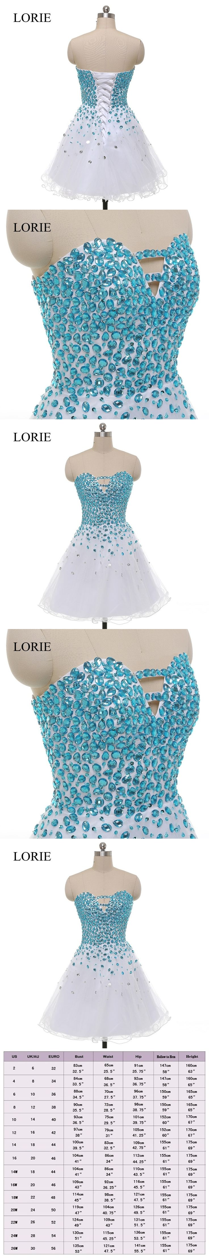 Blue And White Short Prom Dresses 2016 Sweetheart Off Shoulder Crystal Beaded Homecoming Graduation Party dresses