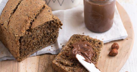 Nicest Things - Food, Interior, DIY: 3-Minuten-Brot, Gesunde Schokocreme & Küchen-Ordnungshelfer