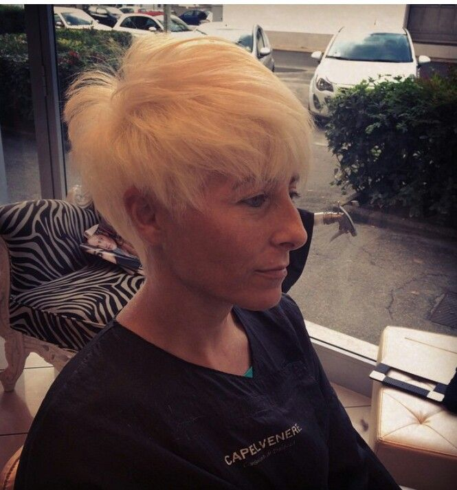 Haircut capelvenere salone di bellezza