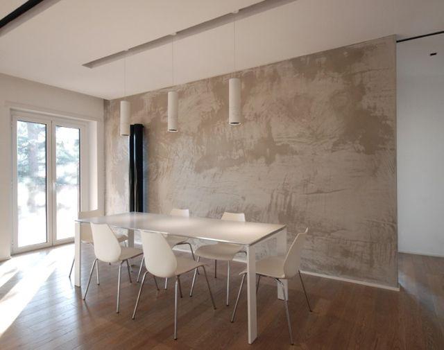 Oltre 25 fantastiche idee su pareti della scala su - Camera industrial chic ...