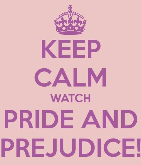 ... Watch Pride And Prejudice