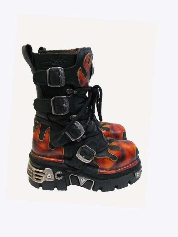 Harley Davidson Womens Shoes With Flames