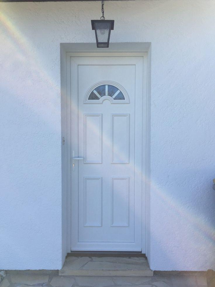17 mejores ideas sobre porte pvc en pinterest almacenaje for Installation d une porte d entree
