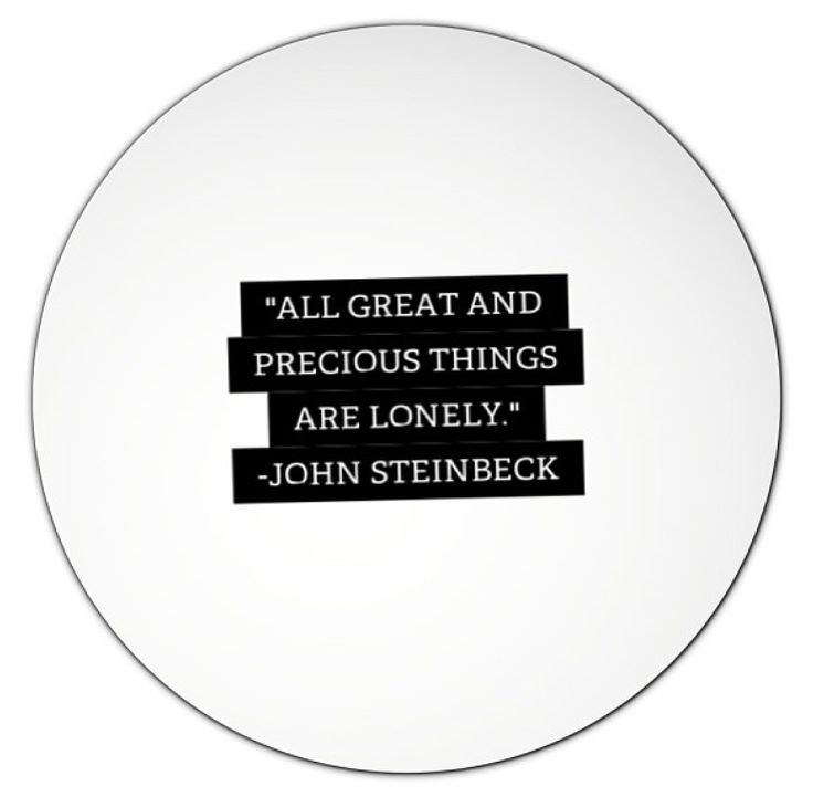 loneliness a main emotion in the novel of mice and men by john steinbeck Of mice and men john steinbeck buy table of contents all subjects of mice and men at a glance book steinbeck reinforces the theme of loneliness in subtle.