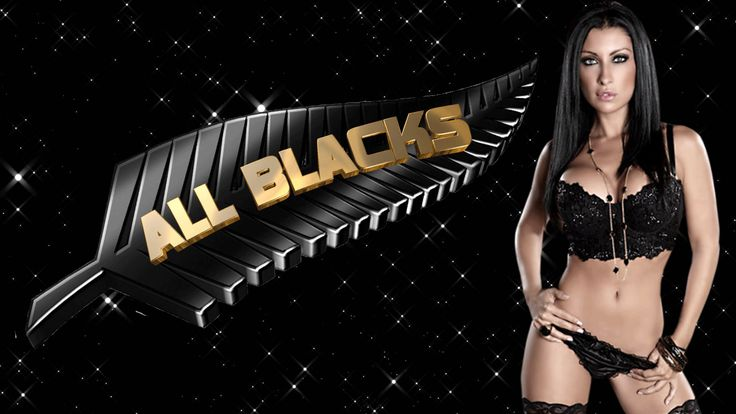 "All Blacks rugby ""Wallpaper"" created by Gordon Tunstall using Adobe Photoshop…"