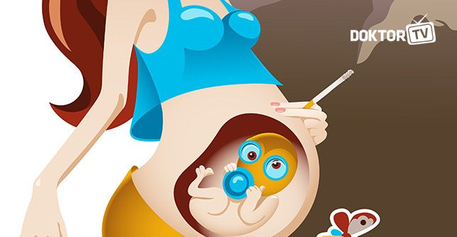 Sigaranın anne karnındaki bebeğe etkisi http://doktortv.com/haber/gebelikte-icilen-sigaranin-bebege-8-zarari