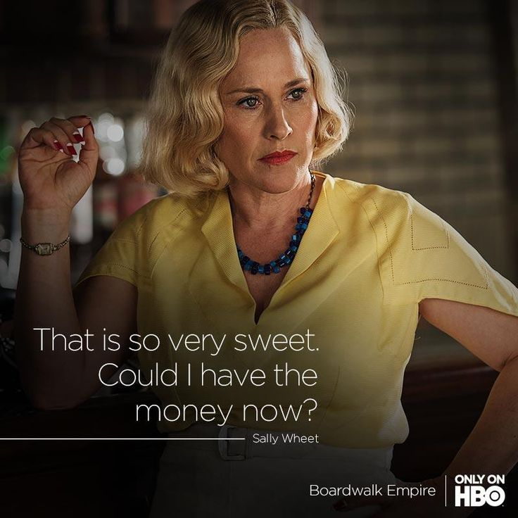 BOARDWALK EMPIRE S5 - Patricia Arquette