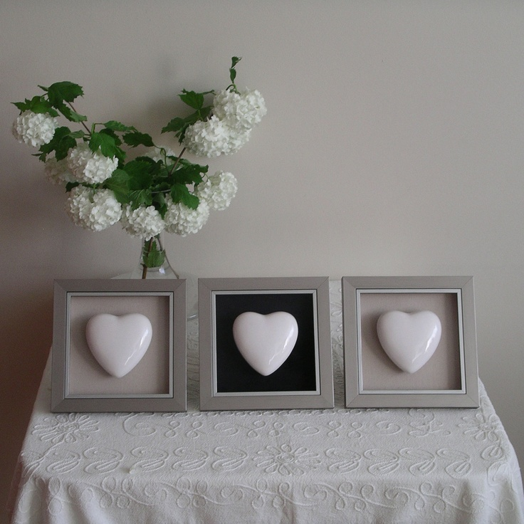 3D wall decoration Heart matters.