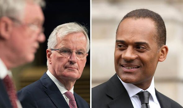 UK trade on a bright future after Brexit says ADAM AFRIYIE MP