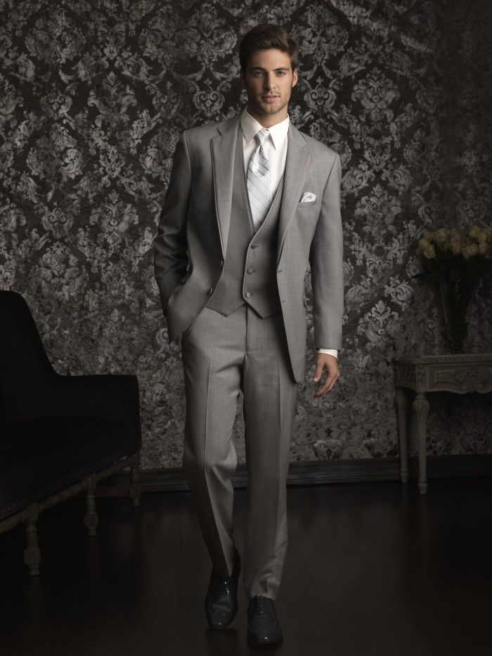 Heather Grey Allure Men by Jean Yves 964