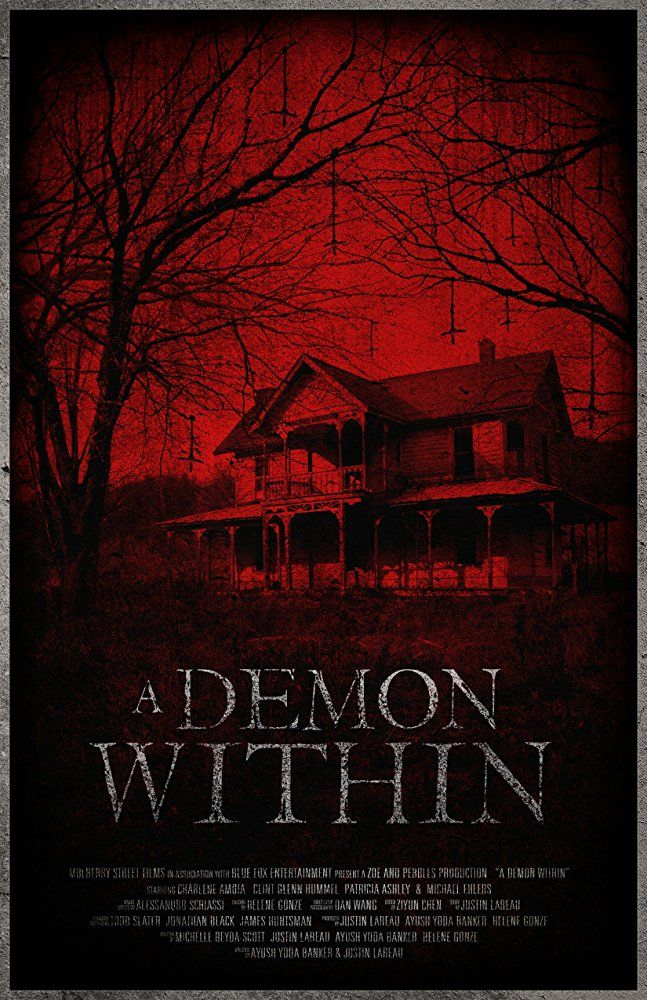 A Demon Within (2017) Trailer Charlene Amoia Horory