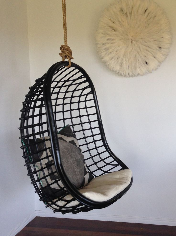 The Coco Hanging Chair Is Your Ultimate Classic. It Has A Vintage Inspired  Shape, Is Simple And Elegant.