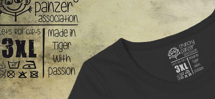 CAP5 Shirt - inside
