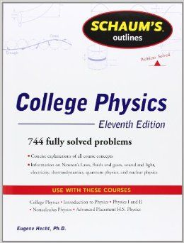 [PDF] Download Complete College Outline Physics Textbook By Schaum – EDUREGARD