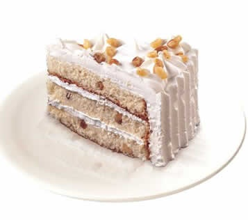 Sara Lee Walnut Whipped Cream Layer Cake One Of My All