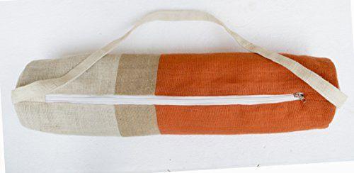 Yoga Mat Bag - Handcrafted Orange Burlap Gym Bags in Modern Color Block Design - Yoga Tote - Yoga Mat Sling Bag - Orange Natural Ivory Burlap Yoga Bags - Yoga Backpack - Yoga Accessories - Exercise Bag - Gift Bag in Jute - Manduka Mat Bag Amore Beaute http://www.amazon.com/dp/B00KWFU1VQ/ref=cm_sw_r_pi_dp_86D1vb1WDDK31
