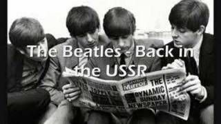 The beatles - Back in the USSR, via YouTube.