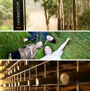 Moombaki Wines Wines of distinction in a unique cellar door setting.  Try delicious, 5 star Halliday rated wines set in our cellar door overlooking the vineyard, wetlands, and the picturesque Kent River. Ideally situated between Denmark and Valley of the Giants. Chardonnay, Cabernet Bordeaux Blend, Shiraz and Reserve.
