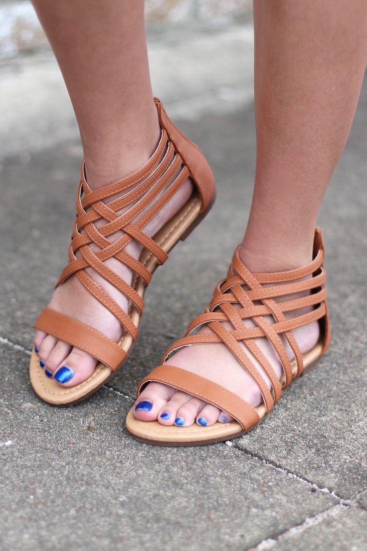 Best 25  Strappy sandals ideas on Pinterest | Summer sandals ...