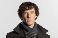 Benedict Cumberbatch from Sherlock.  And he's been added to the cast list for Peter Jackson's Hobbit.
