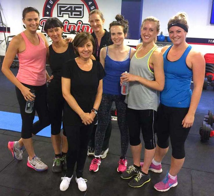 The best way to lose weight? Lift it. Team HFG headed to just-opened F45 Training London Bridge to feel the burn…  At Healthy Food…