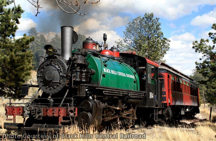1880 Train - Black Hills Central Railroad | Rapid City SD