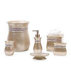 bed bath beyond bathroom sets. Casablanca Bath Waste Basket  Bed Beyond Bathroom SetsBathroom 17 best Sets images on Pinterest sets