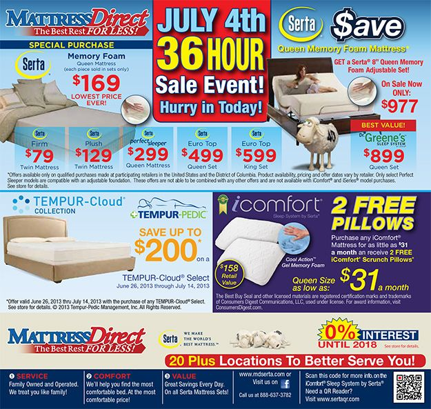 lowes 4th of july sale ad