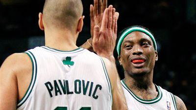 Marquis Daniels looking to contribute for the Celtics in the playoffs, following  a strong end to the 2011-12 season.