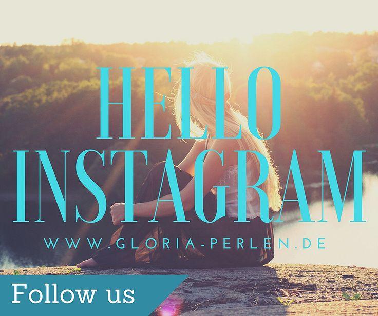 www.instagram.com/gloriaperlen/ Follow us now!