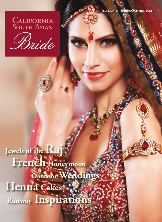 https://www.facebook.com/pages/California-South-Asian-Bride/118435231548404?ref=tn_tnmnAsia Brides, South Asian Brides, Brides Summer, Bridal Hair, Asian Bridal, Exquisite Events, Bridal Fashion, Magazines Covers, Brides Magazines