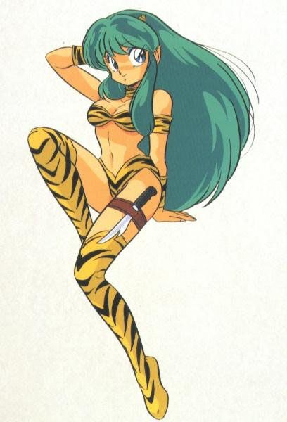 Lamù (urusey yatsura)♥♥ #lamù #cartoon #80s
