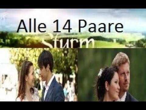 Sturm Der Liebe Liebespaare