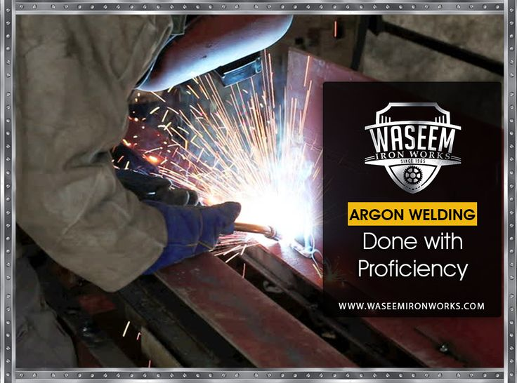 Waseem Irons aces in the art of Argon Welding. #Engineeringworks #Engineeringservices