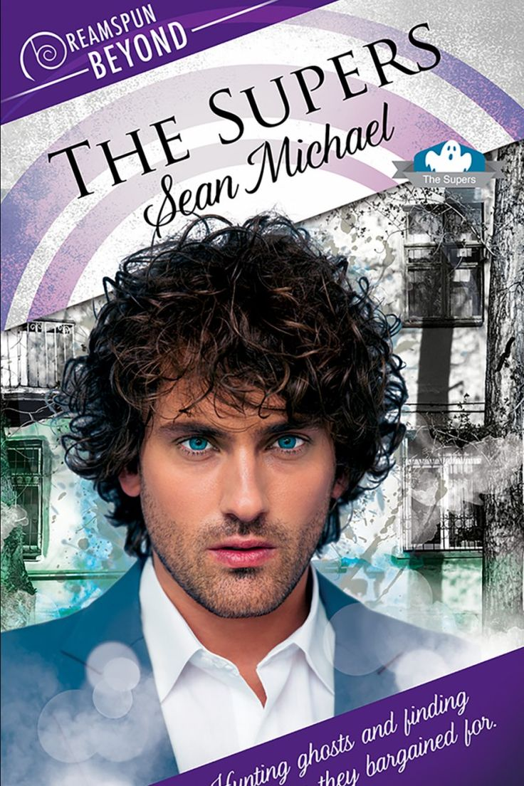 on order due oct 15 -- New employee Flynn fits in with the Supernatural Explorers right off the bat, but him and Blaine do more than get along. Things heat up as they explore an abandoned hospital—until a bite on Blaine's neck raises concern.