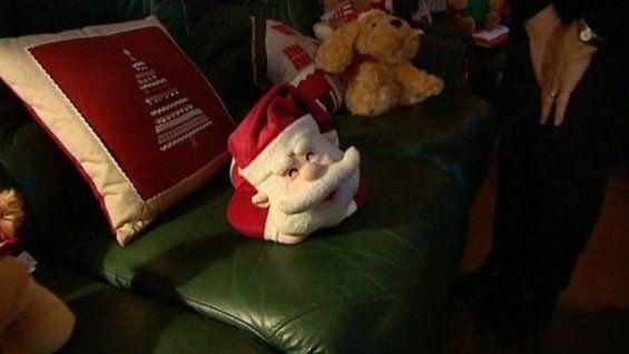 Le Père Noël ronfleur ©