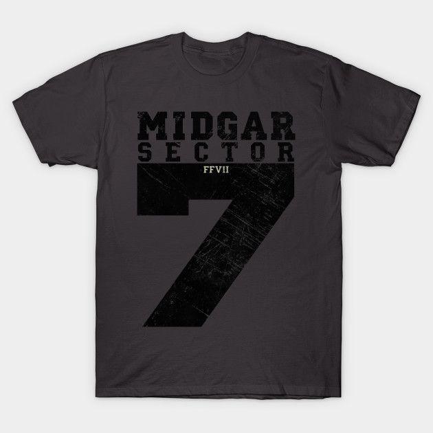 Midgar Sector 7 - Black Edition